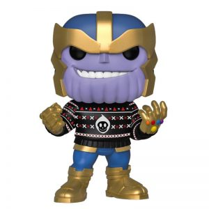 Marvel Holiday Figura Funko Pop Thanos