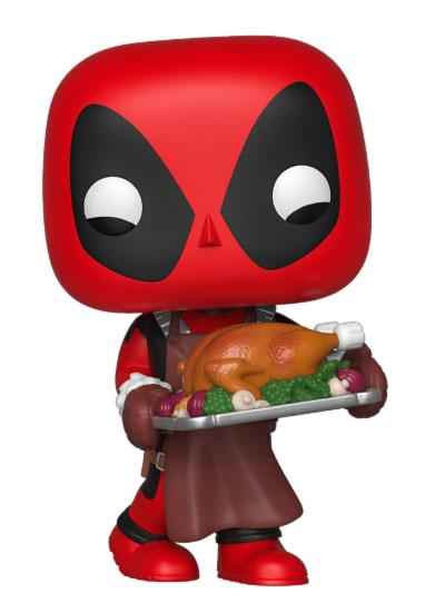 Marvel Holiday Figura Funko Pop Deadpool