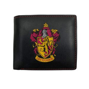 Harry Potter Cartera Bi-Fold Gryffindor