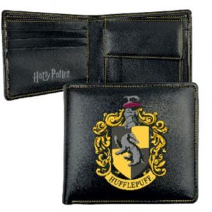 Harry Potter Cartera Bi-Fold Hufflepuff