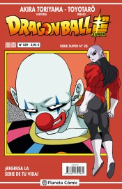 DRAGON BALL SERIE ROJA N 239 (VOL6)