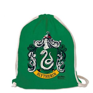 Harry Potter Bolso de tela Slytherin