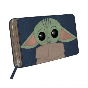 Star Wars The Mandalorian Cartera Tarjetero The Child