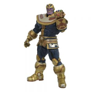 Marvel Select Figura Planet Thanos Infinity 20 cm