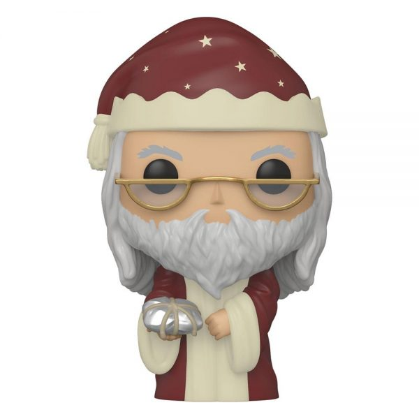 Harry Potter Figura Funko Pop Holiday Albus Dumbledore 9 cm