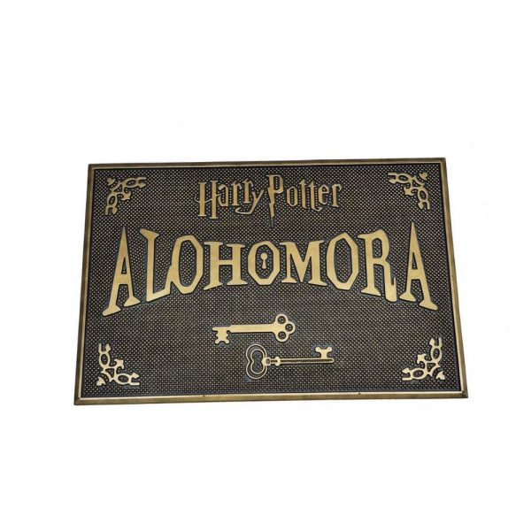 Harry Potter Felpudo Alohomora 40 x 60 cm