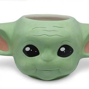 Star Wars: El Mandaloriano Taza Shaped 3D The Child