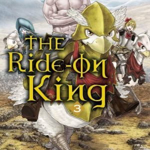 ride on king 3