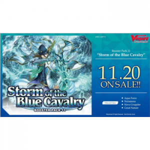Cardfight!! Vanguard Storm of the Blue Cavalry Sobre (Inglés)