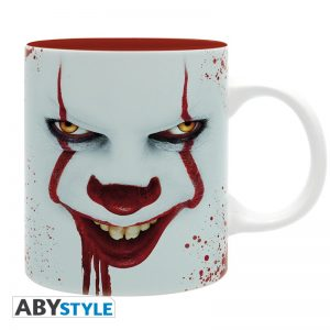IT Taza 320 ml Pennywise & balloons