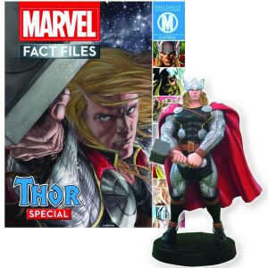 Marvel Fact Files Revista con Figura Special #1 Thor SOLO FIGURA