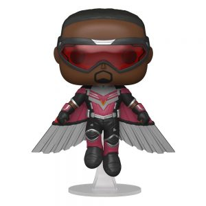 The Falcon and the Winter Soldier Figura POP! Vinyl Falcon Flying 9 cm