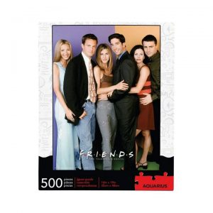 Friends Puzzle Cast (500 piezas)