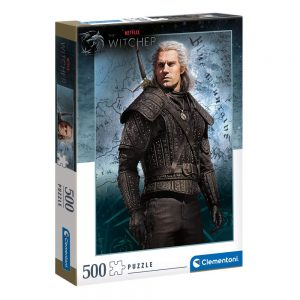 The Witcher Puzzle Geralt of Rivia (500 piezas)