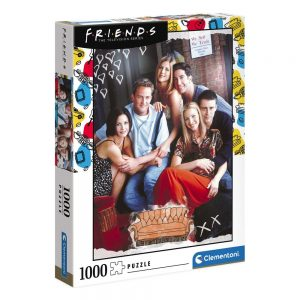 Friends Puzzle Group Shot (1000 piezas)
