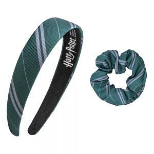 Harry Potter Set de 2 Accesorios para el pelo Classic Slytherin