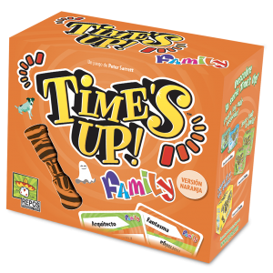 Time's Up! Family 2