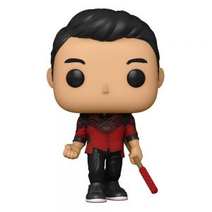 Shang-Chi and the Legend of the Ten Rings Figura Funko Pop Vinyl Shang-Chi Pose 9 cm